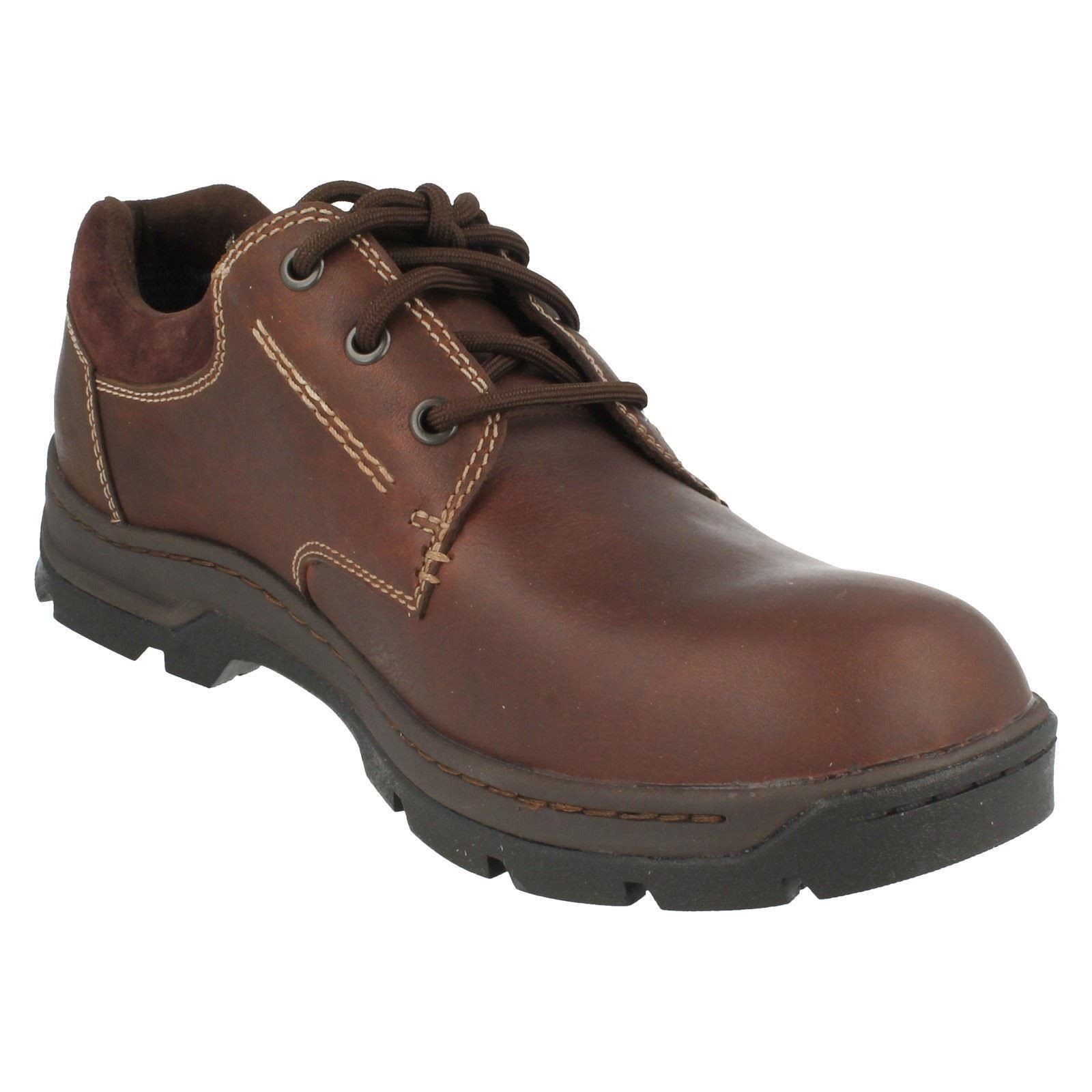 Clarks Men S Wide Fitting Gore Tex Shoes