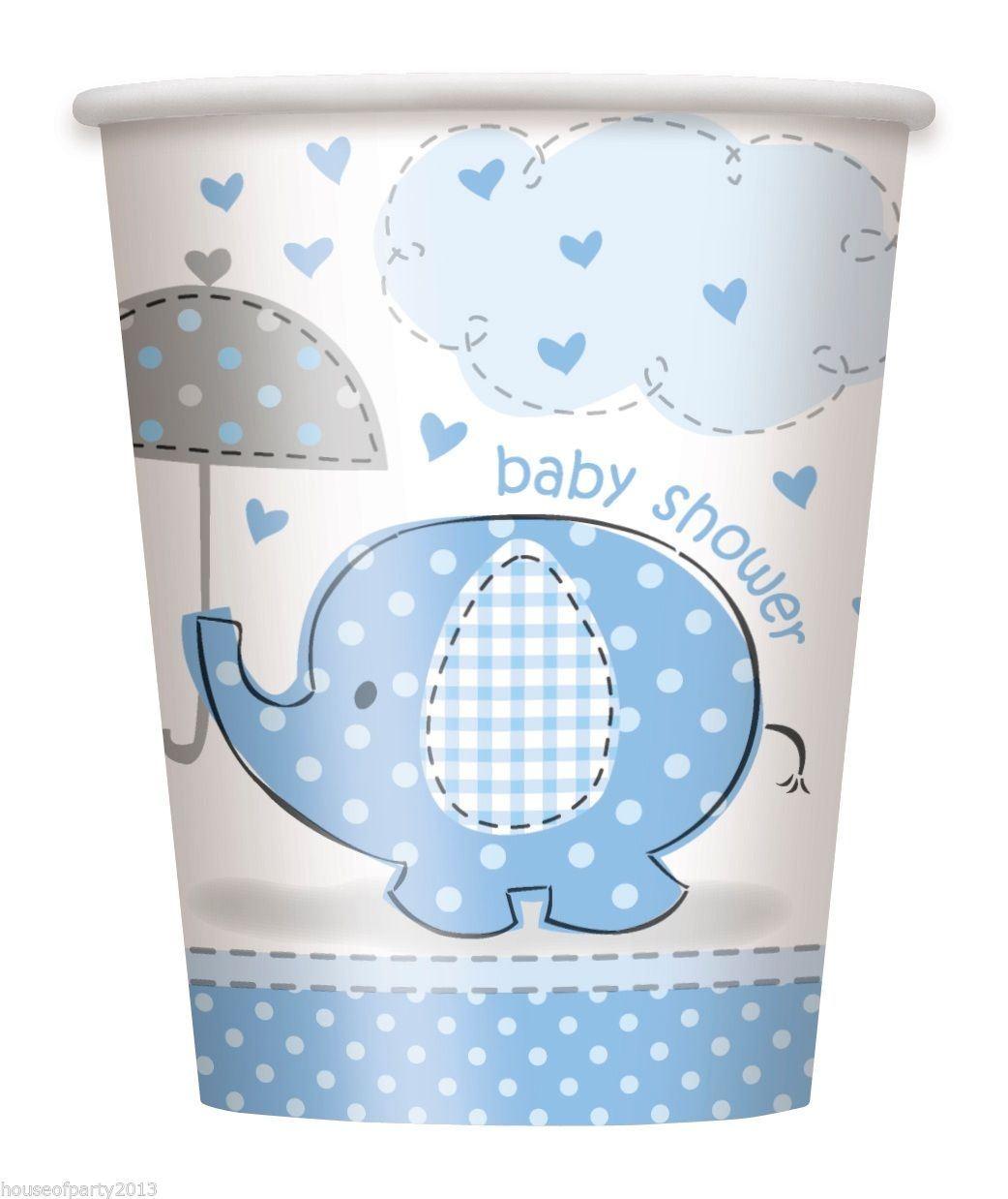 Servicio mesa globos juegos decoraci n para baby shower - Decoracion de baby shower nino ...