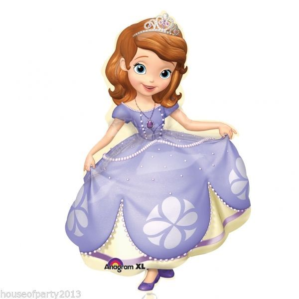 DISNEY PRINZESSIN HAPPY BIRTHDAY LUFTBALLONS, MÄDCHEN PARTY, DISNEY PARTY