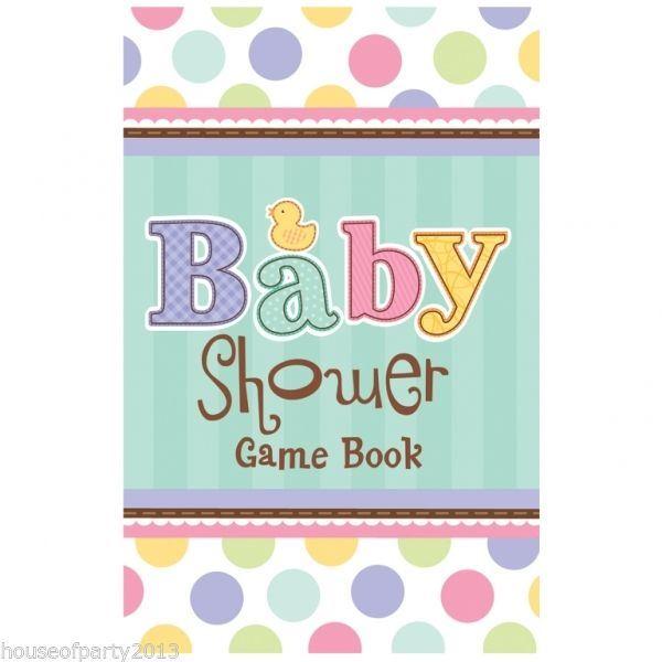 Servicio mesa, globos, juegos, decoración para baby shower ...