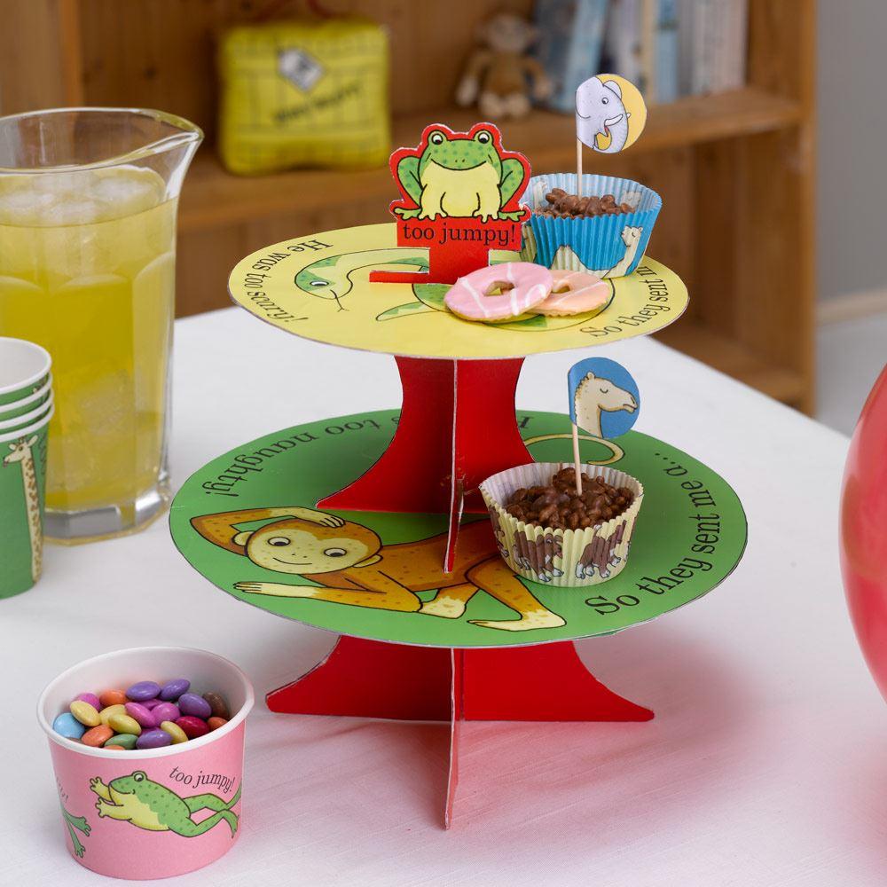 Dear Zoo Birthday Party Tableware Decorations Boy Girl 1st