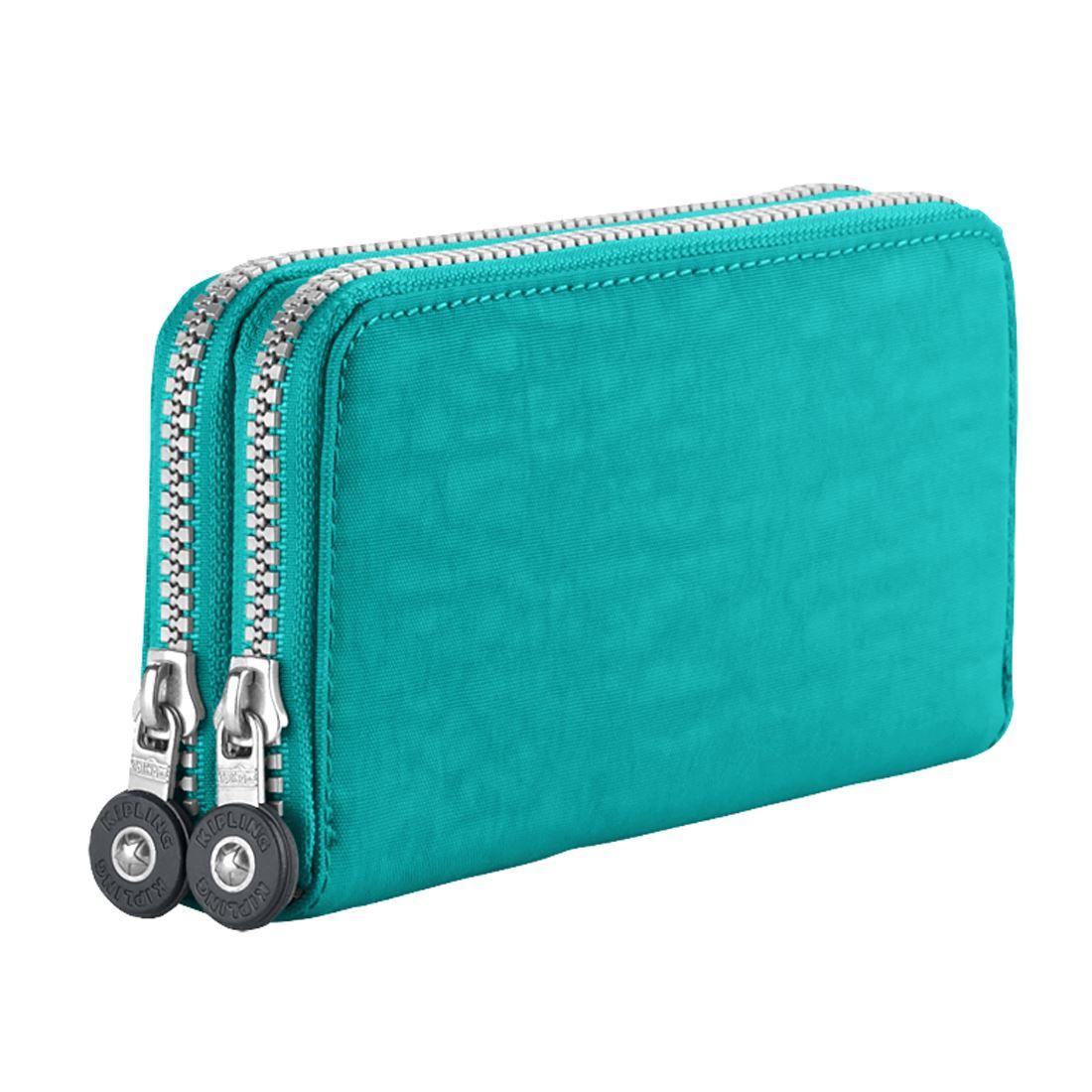 Kipling Basic Uzario Ladies 2 Section Large Purse / Wallet ...