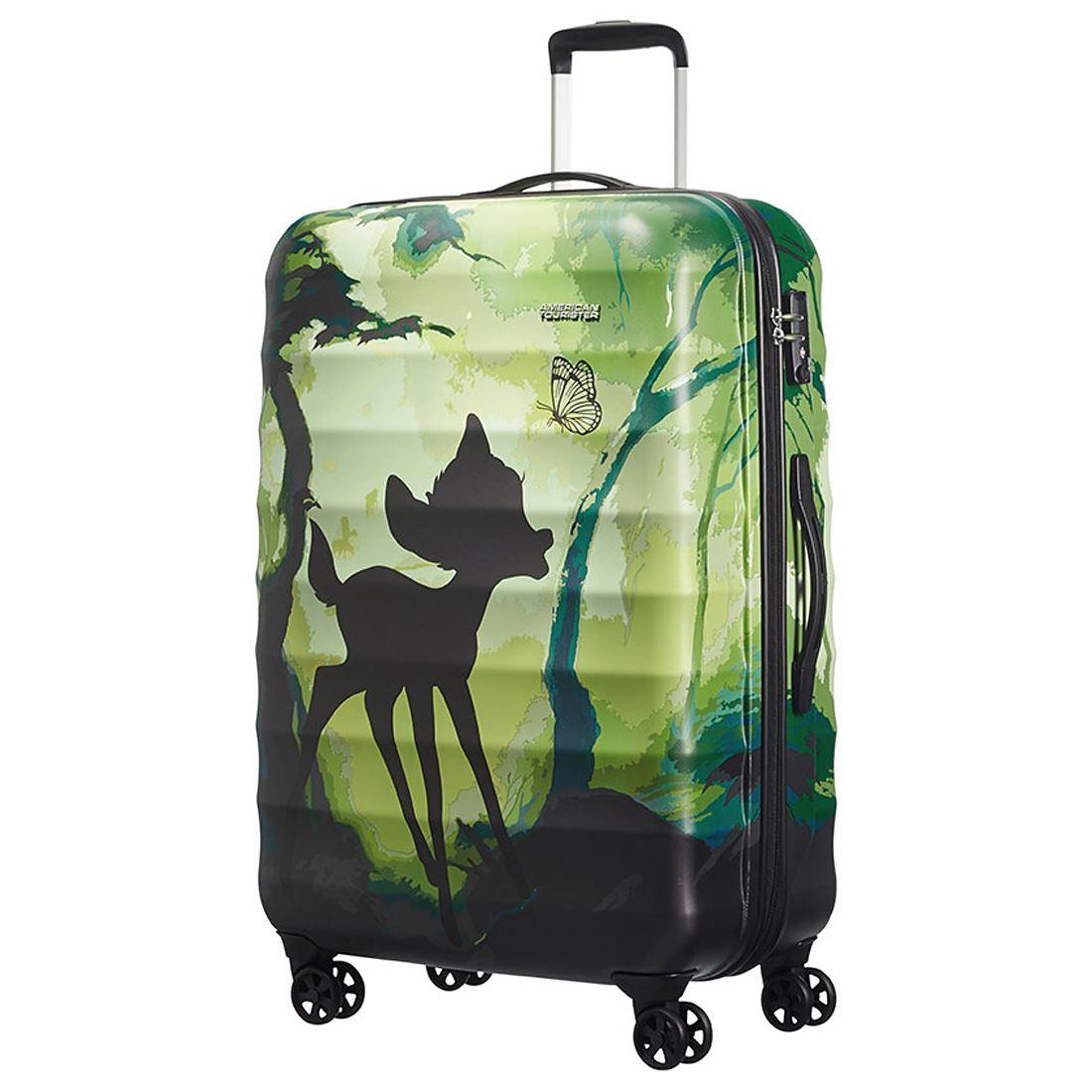 Ebay Uk: American Tourister Palm Valley Suitcase Minnie & Micky