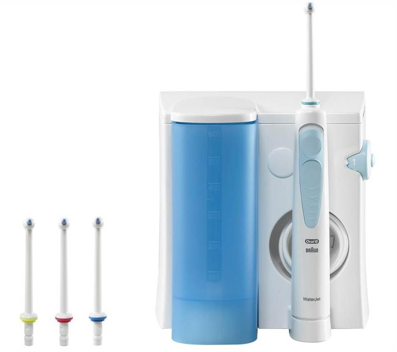 braun oral b professional care waterjet dental irrigator md16 ebay. Black Bedroom Furniture Sets. Home Design Ideas