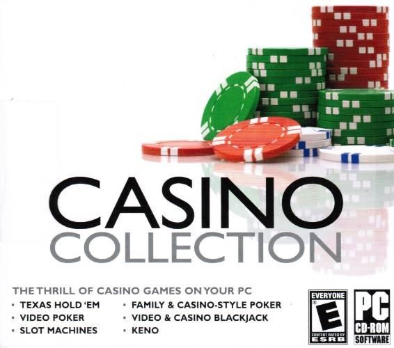 Texas Hold 'Em Video Poker Slot