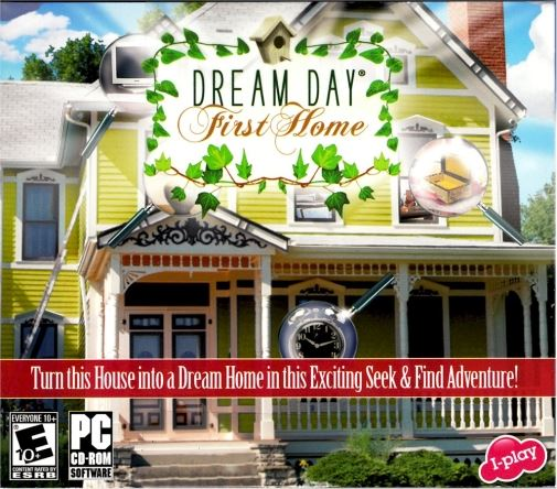 Dream day wedding honeymoon first home seek find pc new for Dream home search