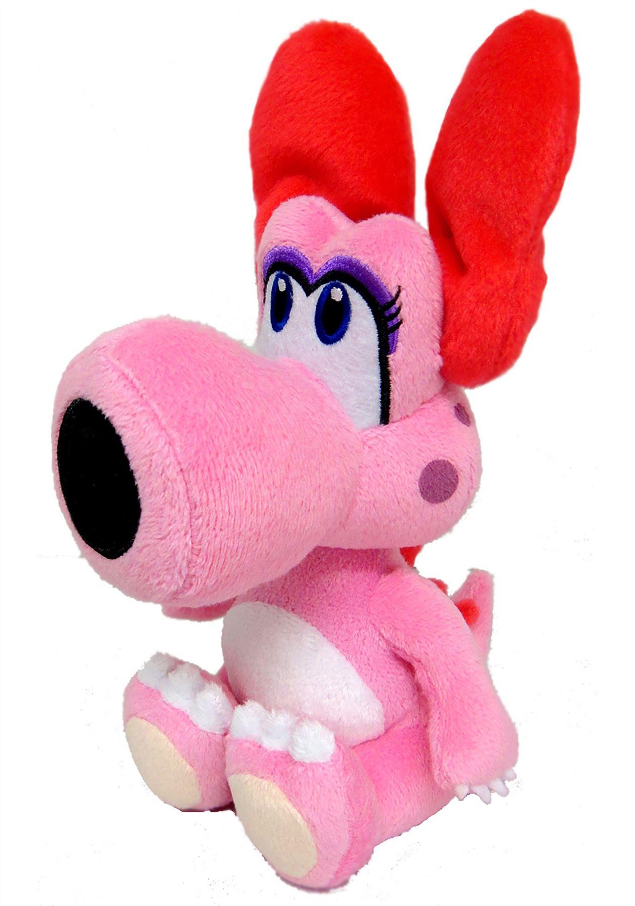 yoshi plush template - super mario birdo plush toy 6 nintendo soft figure