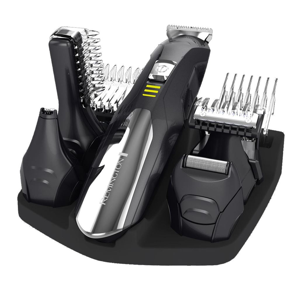 remington pg6050 pioneer beard nose hair trimmer clipper. Black Bedroom Furniture Sets. Home Design Ideas