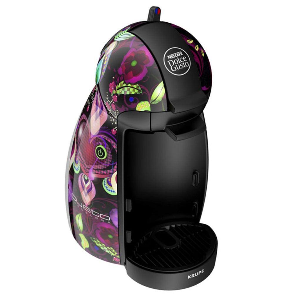 krups kp1008 nescafe dolce gusto piccolo barcelona coffee machine ebay. Black Bedroom Furniture Sets. Home Design Ideas