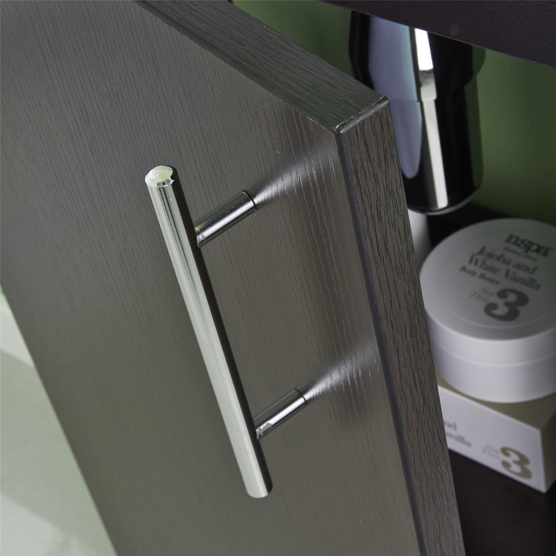 Wall Hung Sink Unit : ... Bathroom Cloakroom Vanity Unit & Basin Sink Floor & Wall Hung eBay