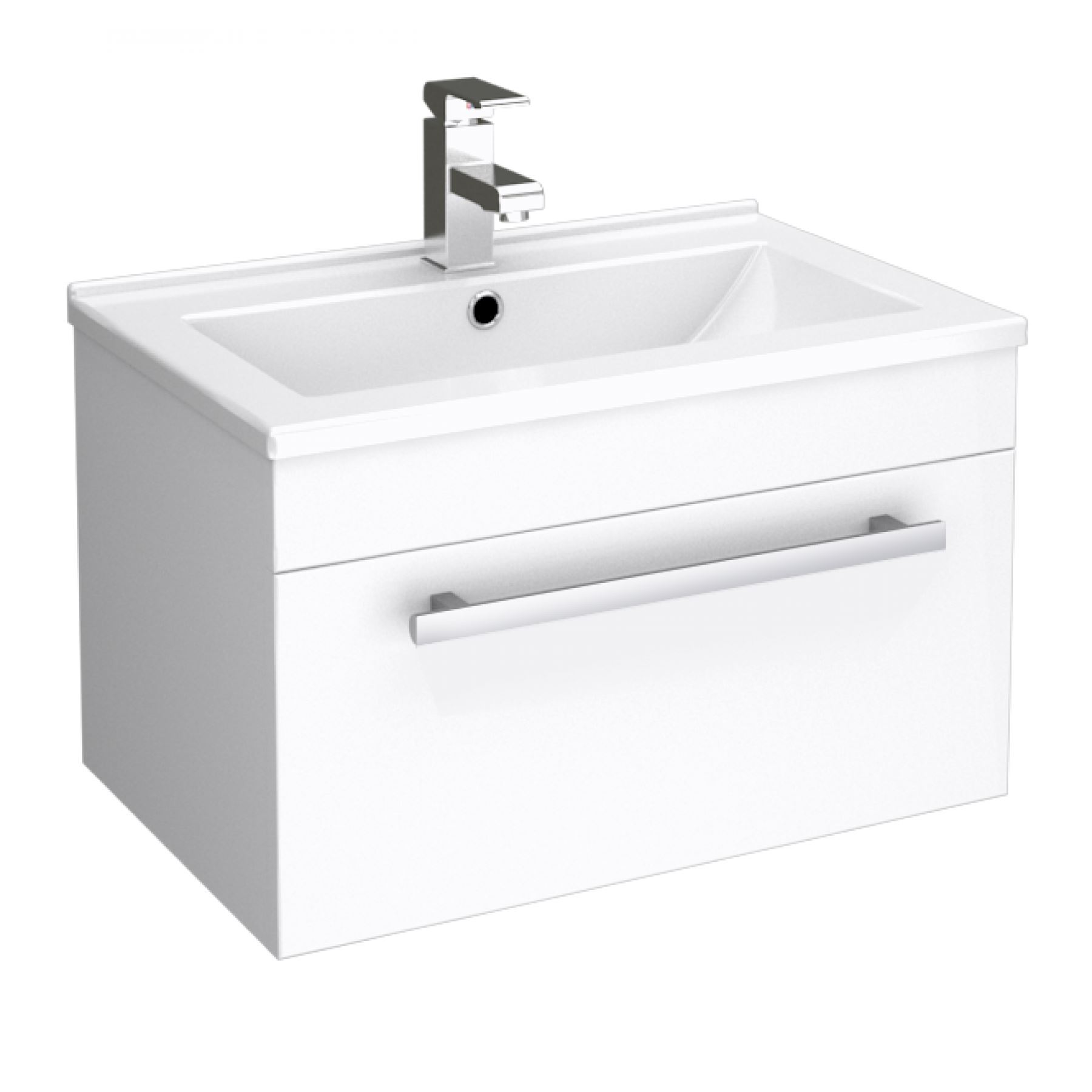 Bathroom Storage Wall Hung Vanity Unit Cloakroom Cabinet Dropdown Sink Basin 003 Ebay