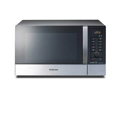 Toaster Oven Microwave Combo Samsung : ... Samsung CE107MTST 28 litre 900 watt Combination Microwave Oven, Black