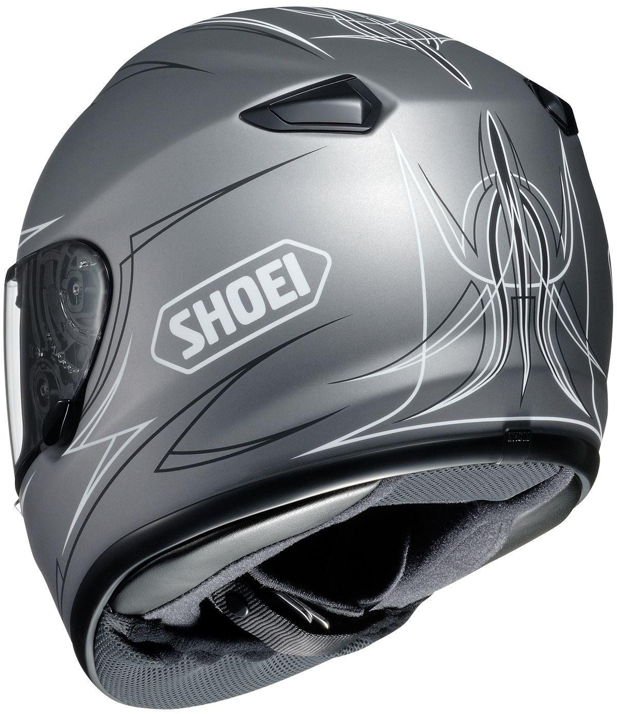 Shoei Qwest Full Face Motorcycle Helmet Snell M2015 Dot