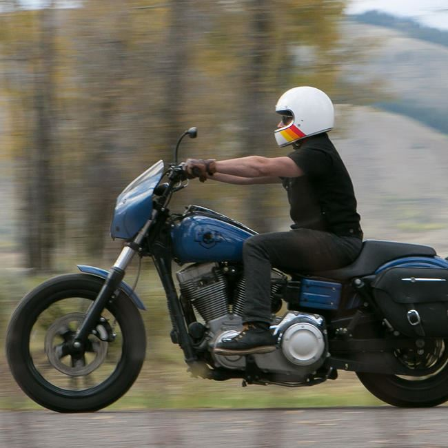 Full Face Cruiser Helmets >> Details About Fast Ship Biltwell Gringo Full Face Motorcycle Cruiser Helmet Tracker Spectrum