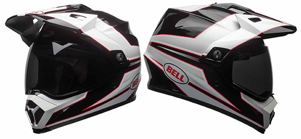 Bell Dual Sport Helmet >> Bell MX-9 Adventure Dual Sport ADV Touring Motorcycle DOT Helmet | eBay