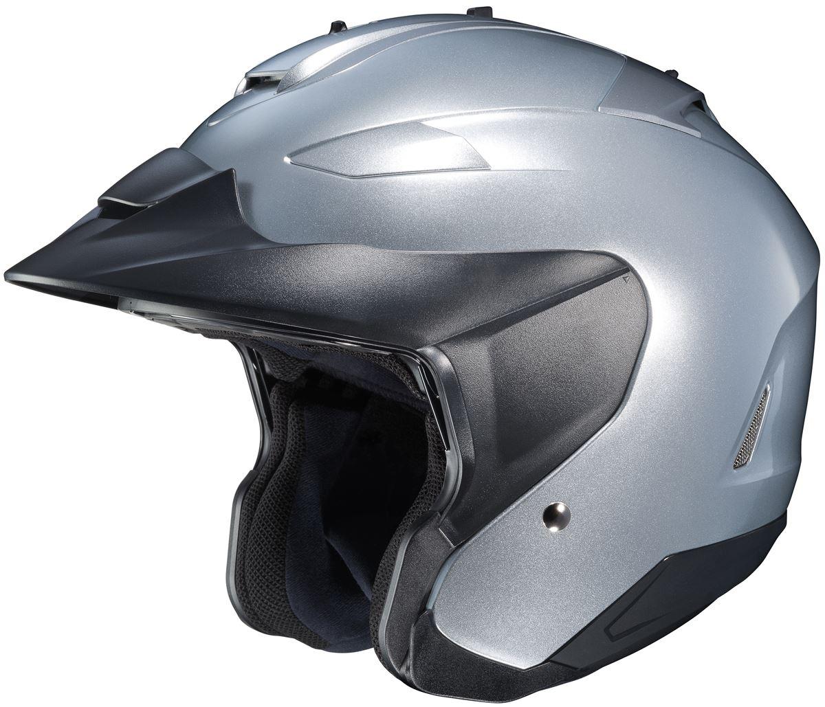 hjc is 33 ii open face motorcycle helmet xs s m l xl 2xl ebay. Black Bedroom Furniture Sets. Home Design Ideas