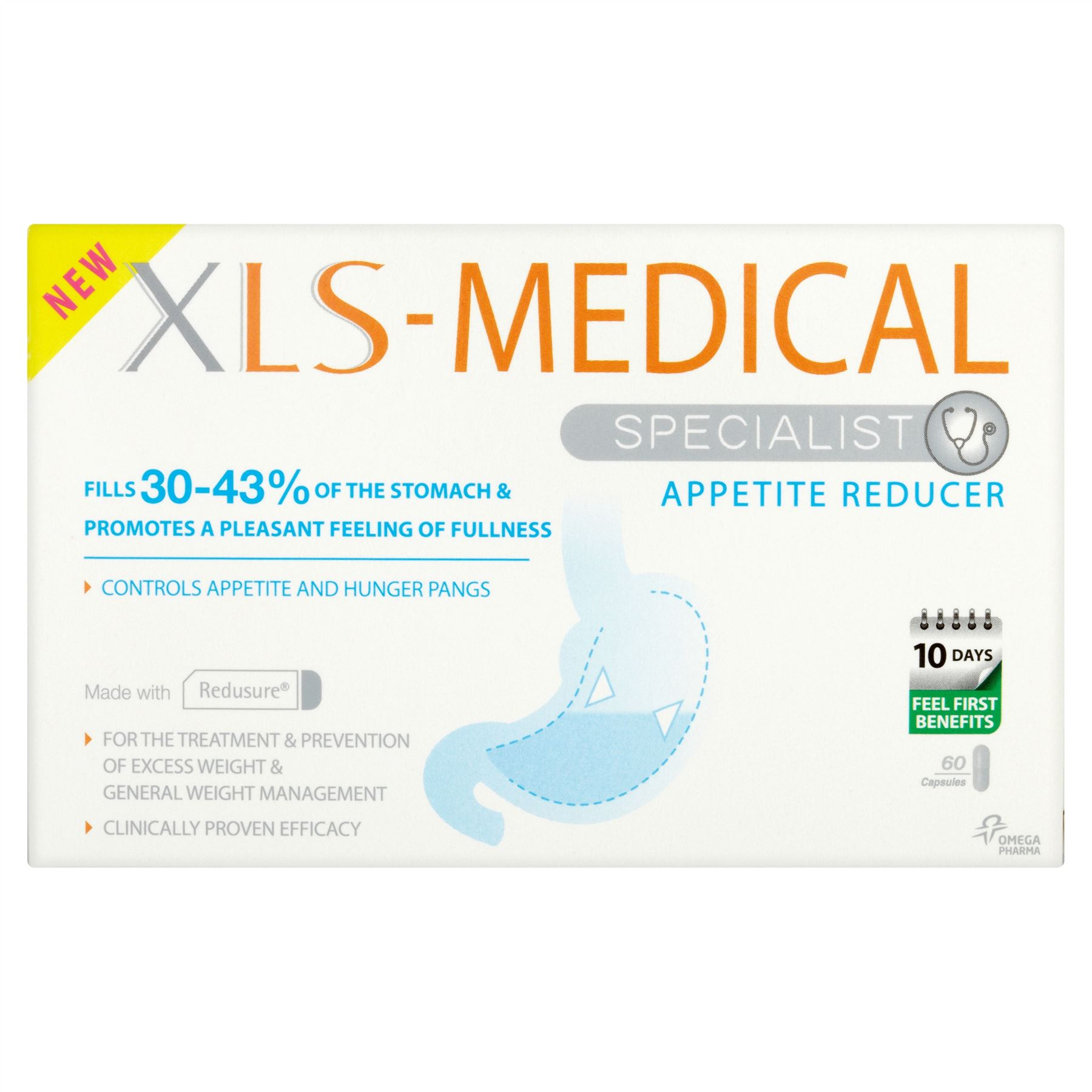 XLS Medical Appetite reducer | Specialized Weight Loss | eBay