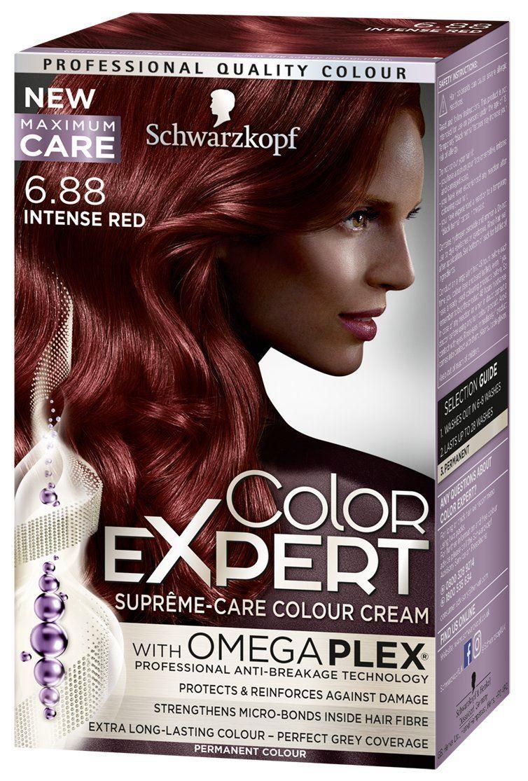 Schwarzkopf Color Expert Omegaplex Hair Dye All Shades