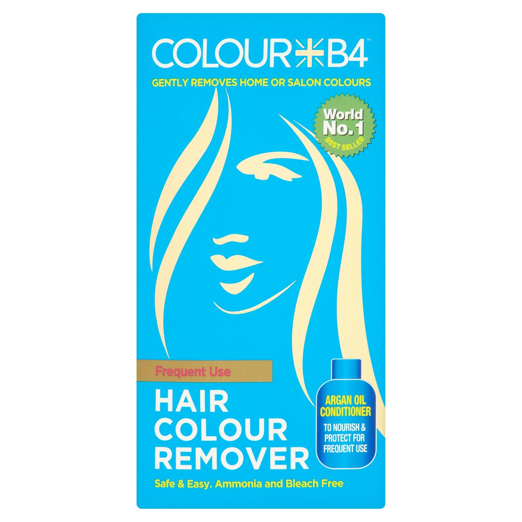 M : Colour B4. Hair Colour Remover Extra Strength Colour b4 for fashion colours