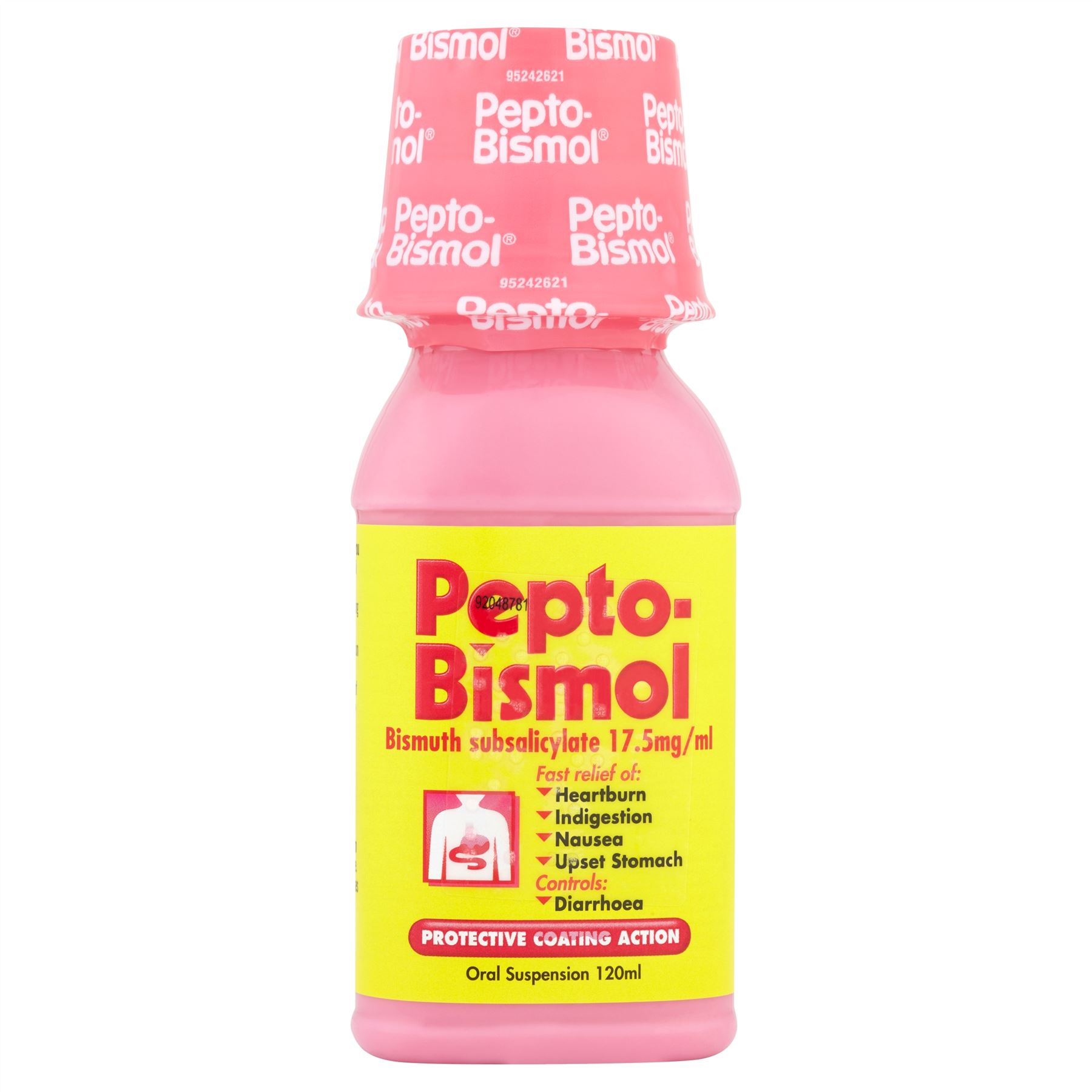how to get dog to take pepto bismol
