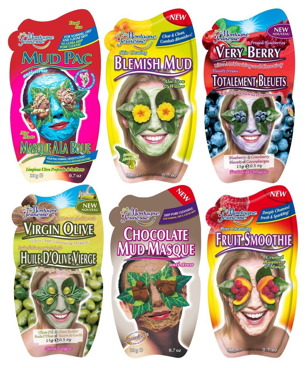 Use the mask to apply the face every day?