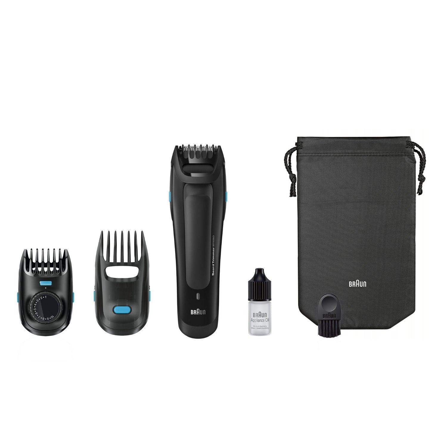 braun bt5050 beard trimmer ebay. Black Bedroom Furniture Sets. Home Design Ideas