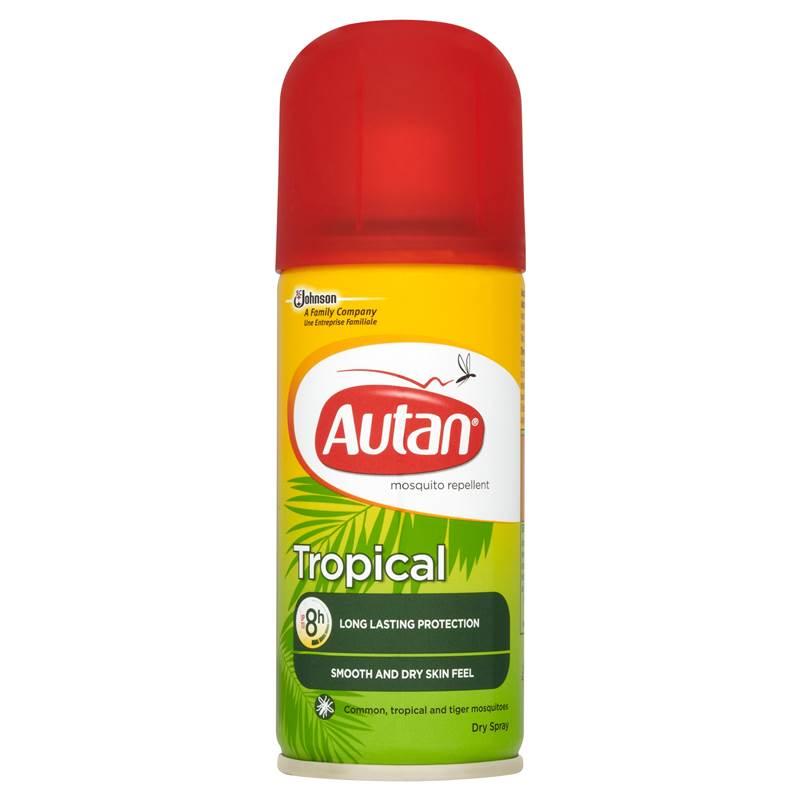 Autan Mosquito Repellent Spray Pump Amp Dry Spray Ebay