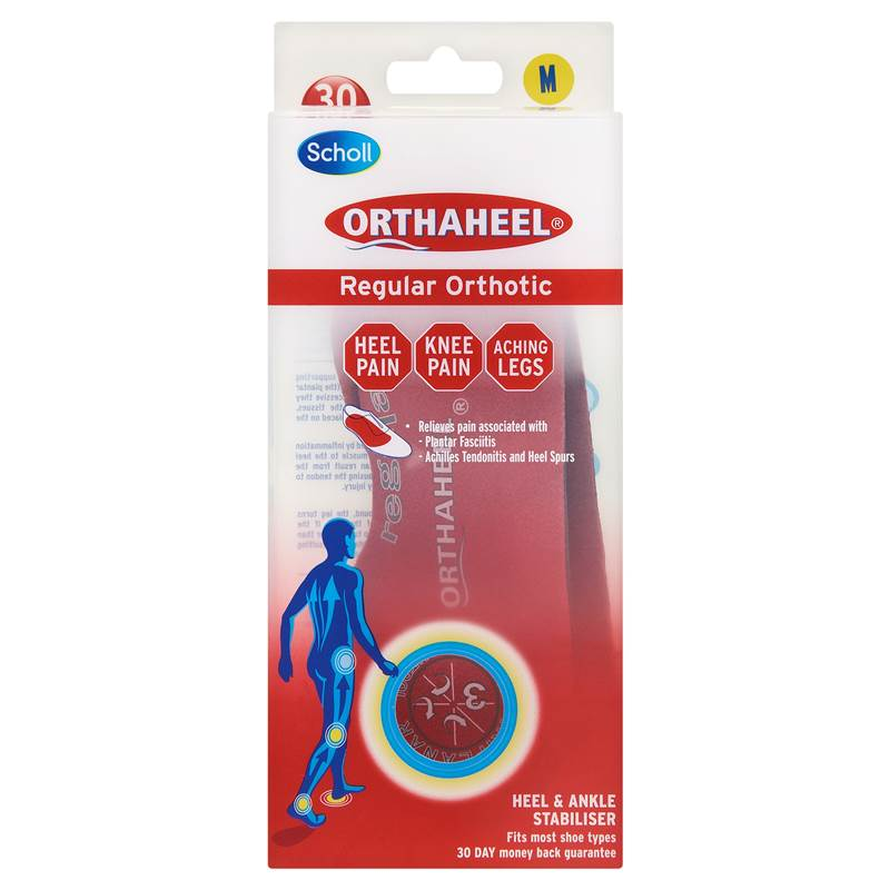 Scholl-Orthaheel-Regular-Orthotic-All-Sizes-Available
