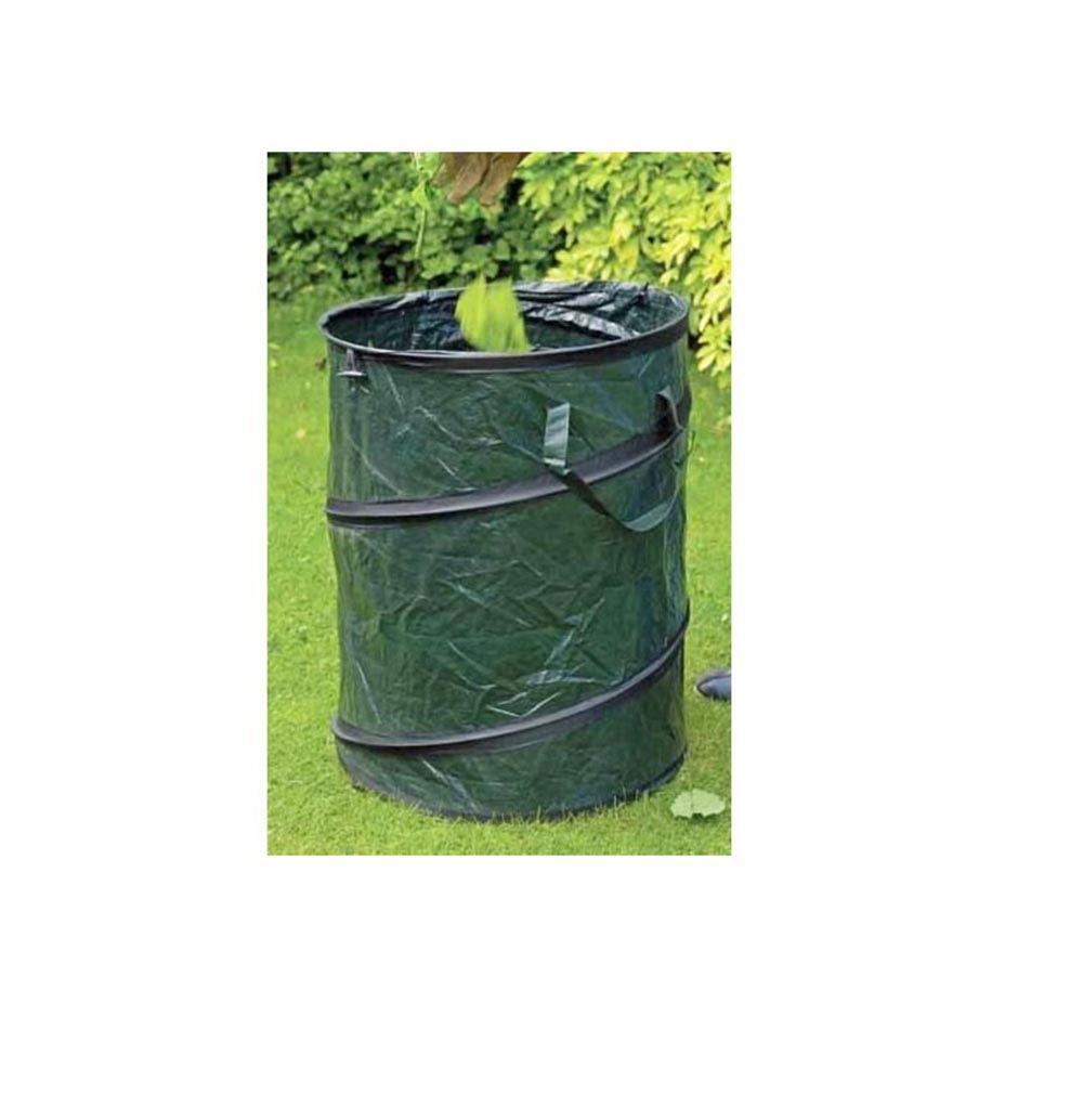 new pop up garden bag tidy waste bin refuse sack bag. Black Bedroom Furniture Sets. Home Design Ideas
