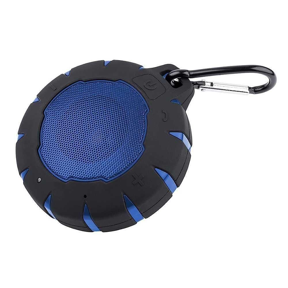 Nusound waterproof shower bath portable bluetooth speaker pool indoor outdoor ebay for Waterproof speakers for swimming pools