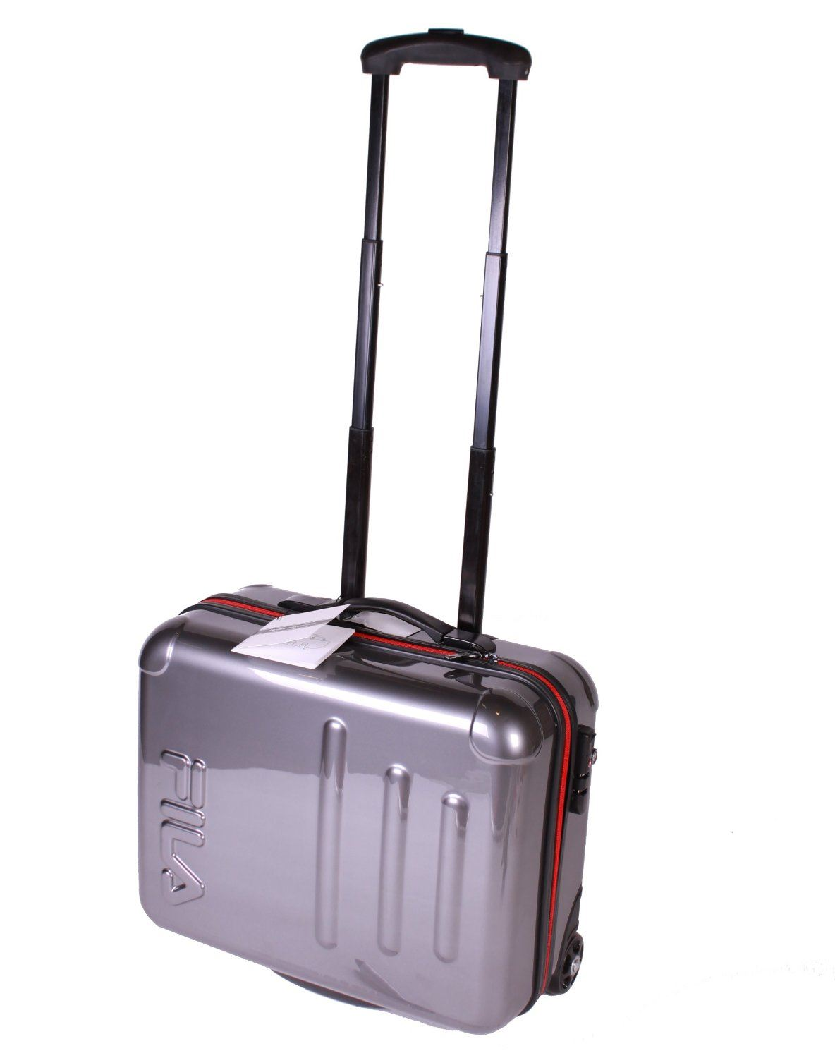 new fila hardshell business size trolley suitcase hand