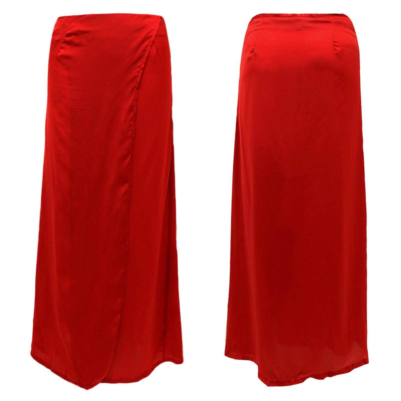 new womens wrap around skirt summer split