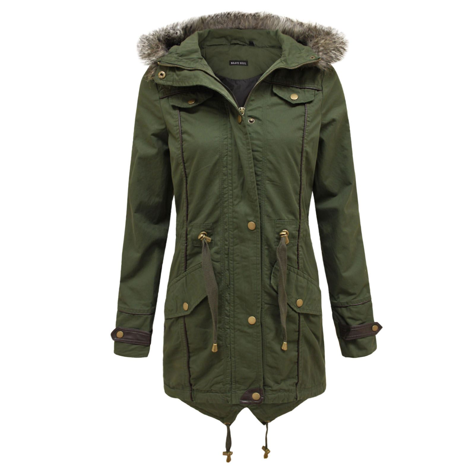 Thin Parka Jacket | Jackets Review