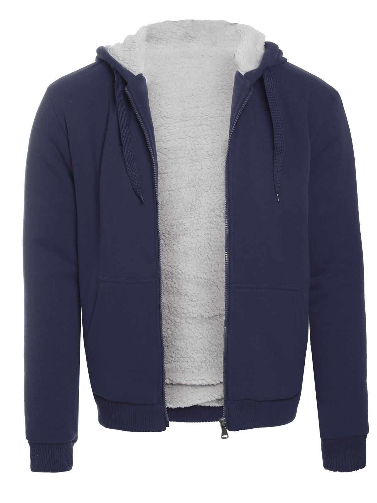 Mens Fleece Zip Up Jacket - Best Jacket 2017