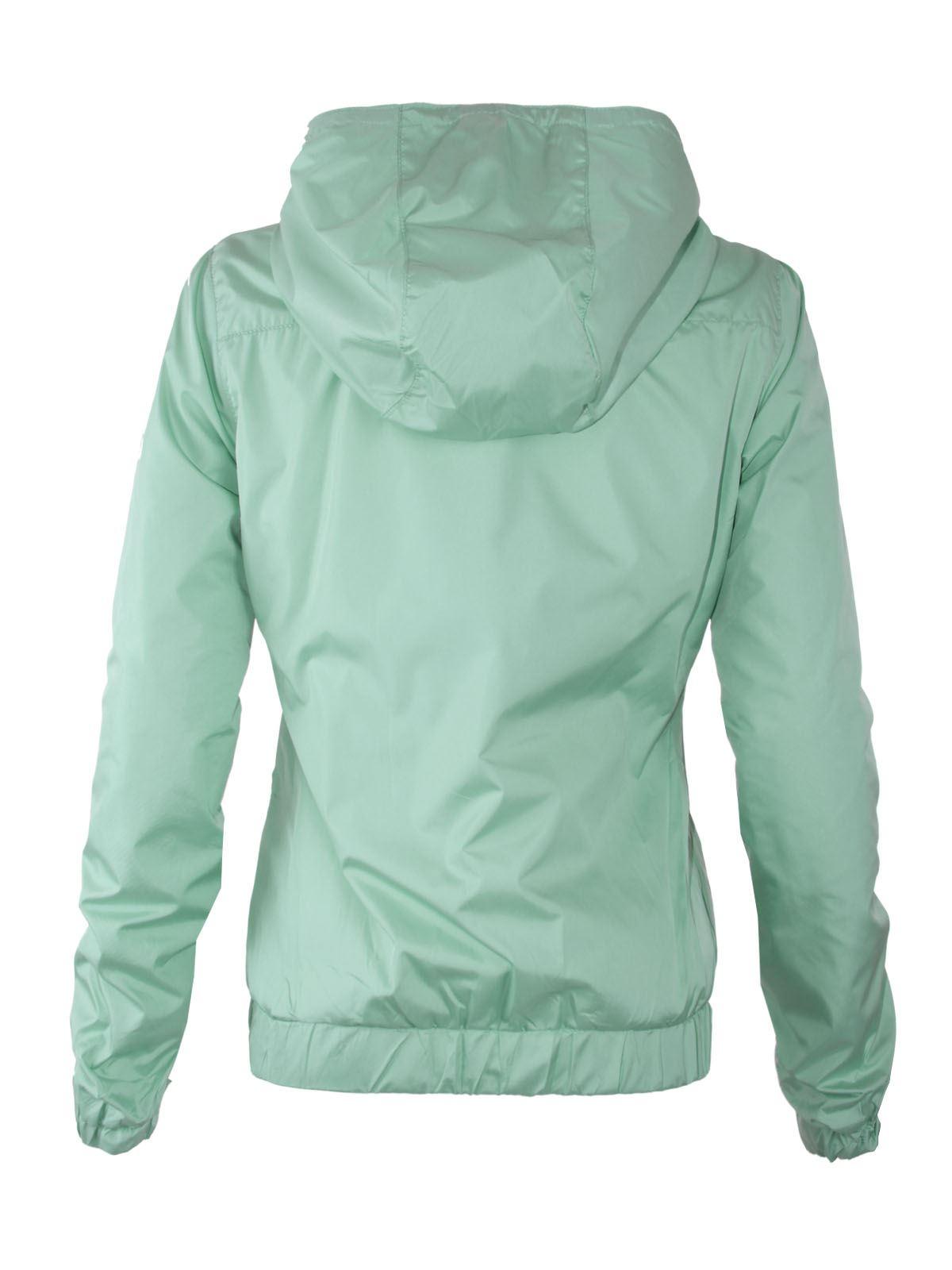Womens Ladies Running Parka Training Sport Showerproof Coat Hooded Jacket 8-16