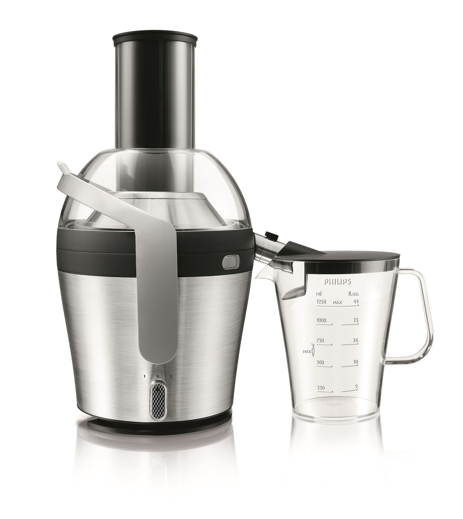 Philips Avance Collection Juicer in Brushed Stainless Steel 800W HR1871/00 | eBay