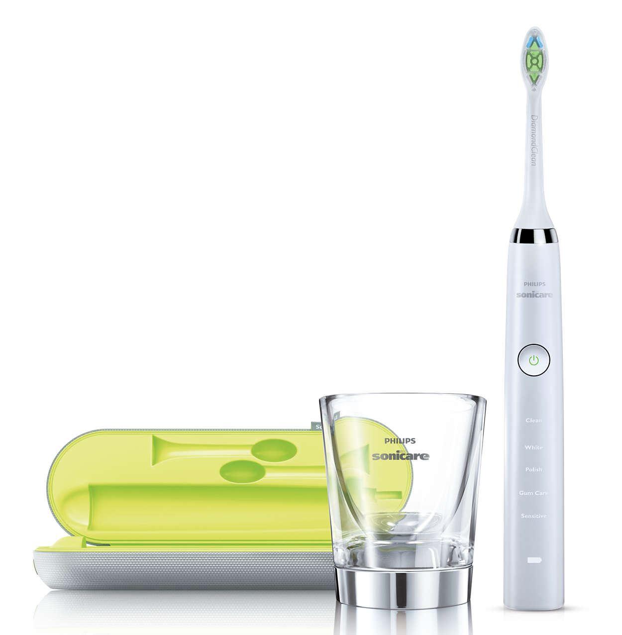 Philips Sonicare DiamondClean Sonic Electric Toothbrush ...