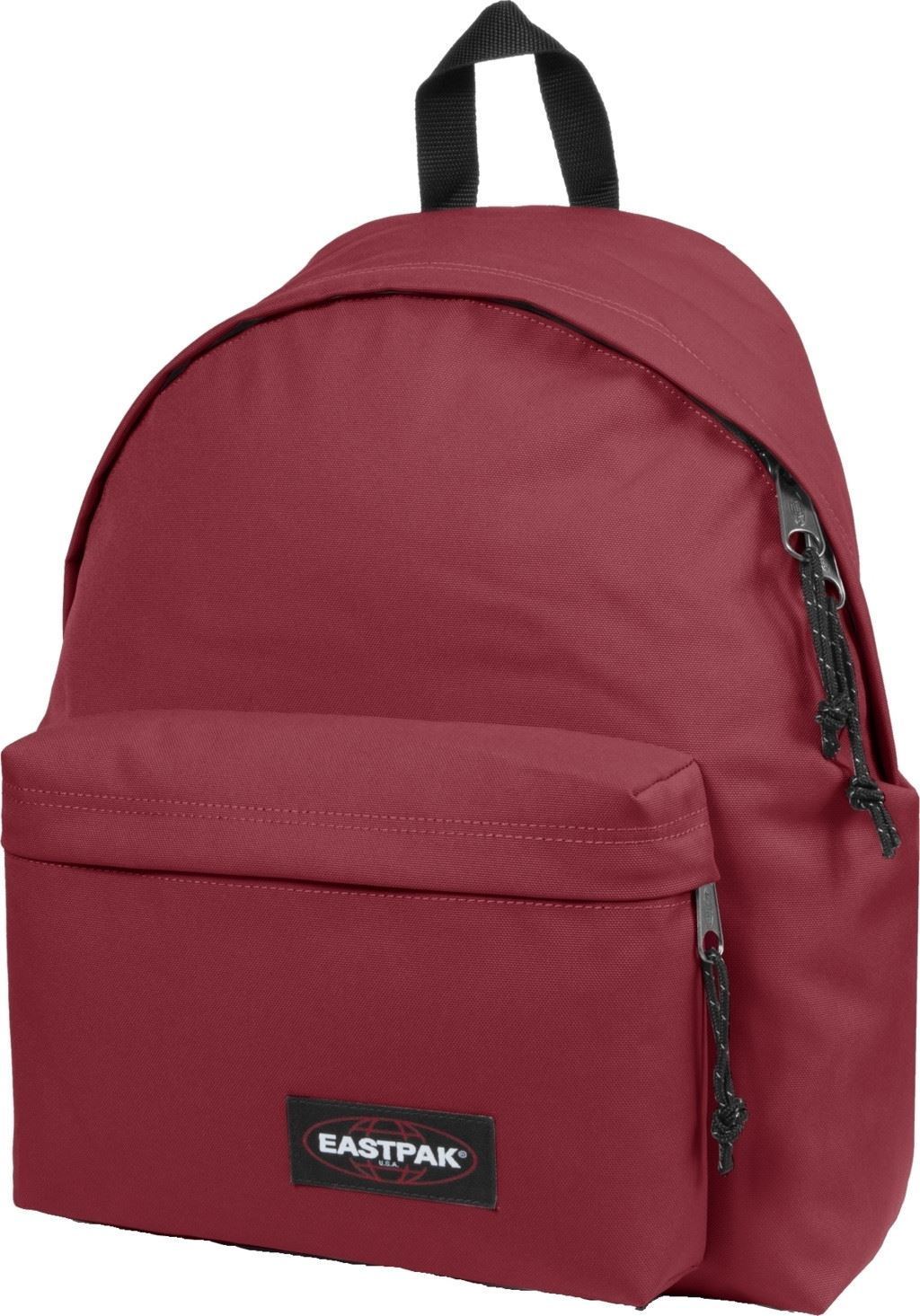 eastpak padded pak 39 r backpack rucksack bag black red blue grey denim ebay. Black Bedroom Furniture Sets. Home Design Ideas