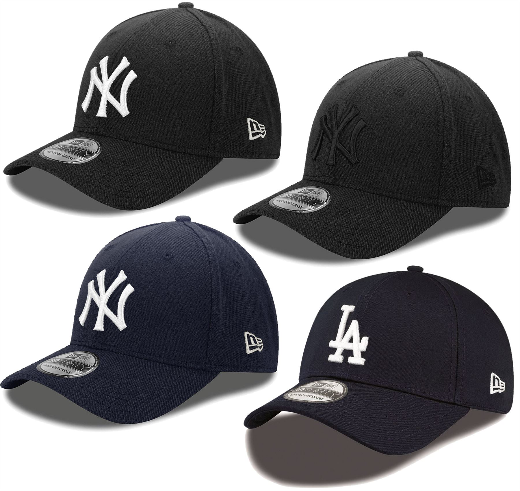 new era 39thirty new york yankees la dodgers classic. Black Bedroom Furniture Sets. Home Design Ideas