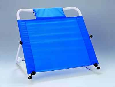 Folding Blue Bed Rest Pillow Rest Adjustable Disability