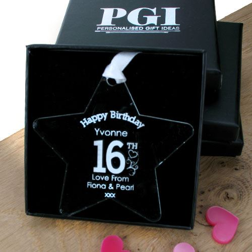 Unique 16th Birthday Gifts Free Gift Box 16th Birthday