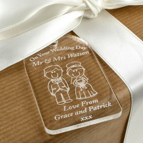 Scottish Wedding Gifts: Engraved Wedding Gift Scottish Traditional Wedding Gift