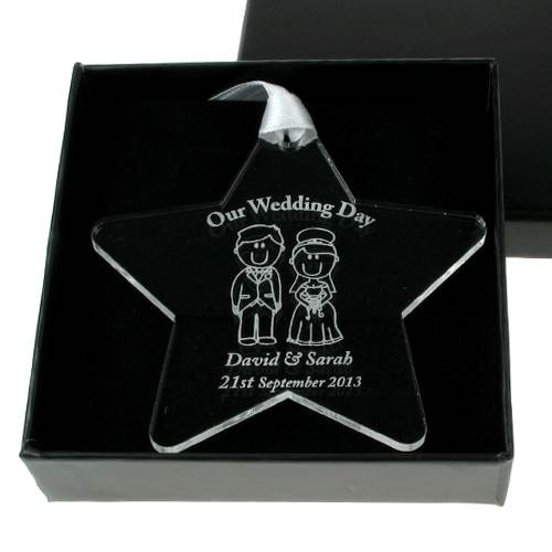 Scottish Wedding Gifts: Personalised Wedding Gift Scottish, Traditional Wedding