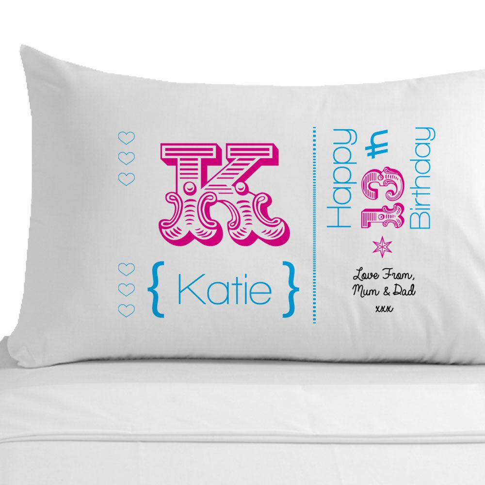 Best Friend Birthday Gifts Amazon Co Uk: Personalised Girls 13th, 16th, 18th, 21st, 30th Birthday