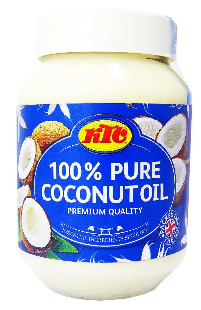 ktc huile de noix de coco pure cheveux peau 500 ml ebay. Black Bedroom Furniture Sets. Home Design Ideas