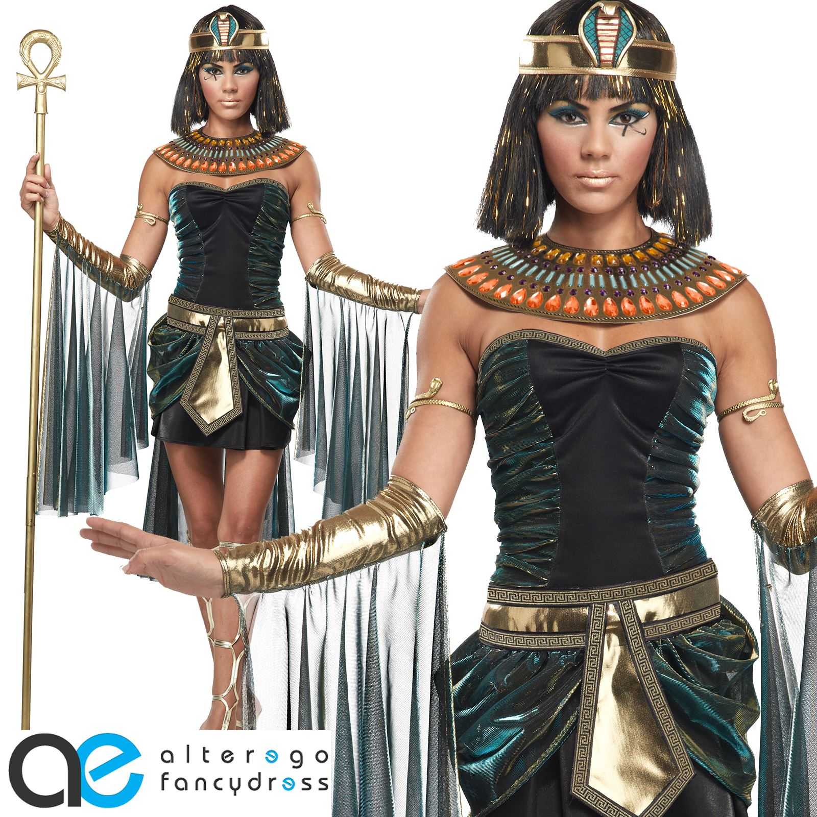 Costumes de Cléopâtre adultes