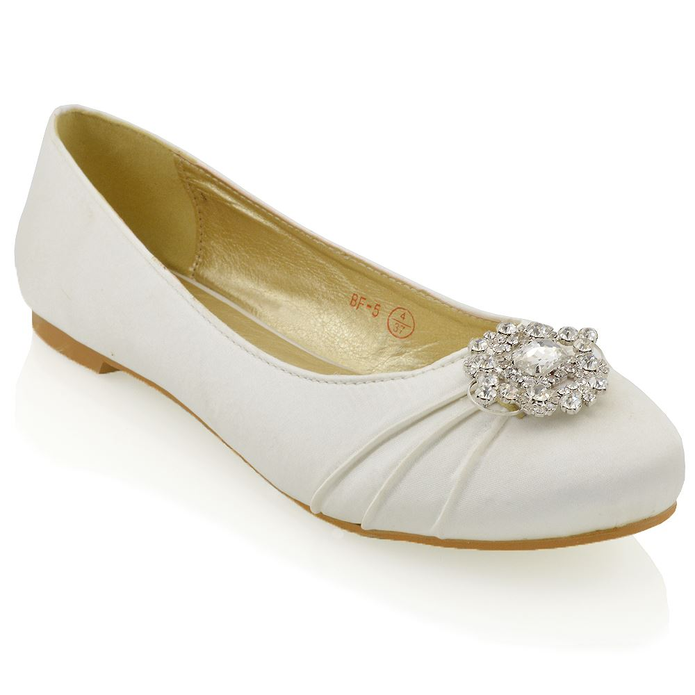 Rhinestone Slip On Shoes