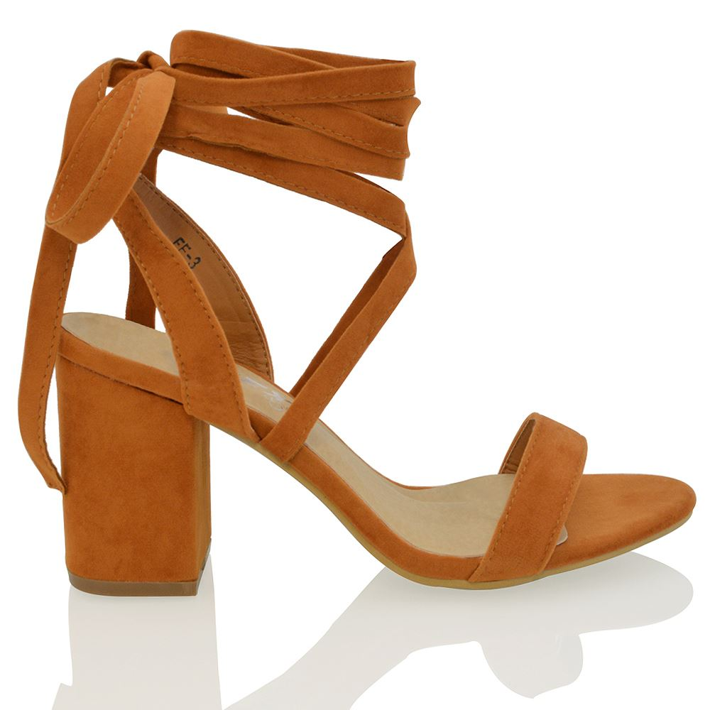 how to wear ankle wrap shoes
