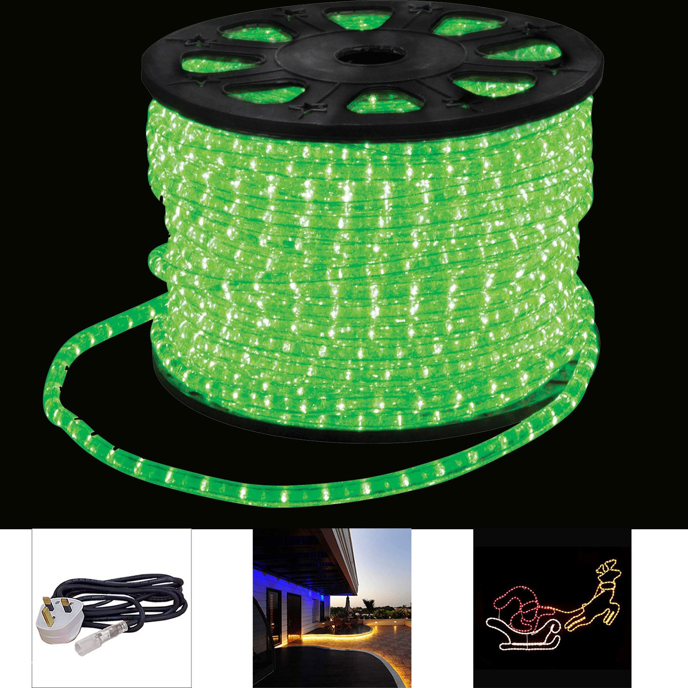 LED Strip Commercial Party Rope Lights Christmas IP67