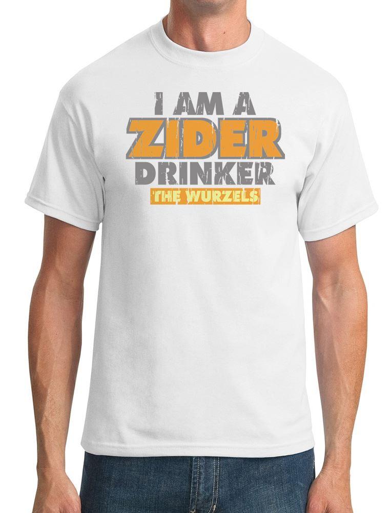I Am A Zider Drinker The Wurzels Mens T Shirt Ebay